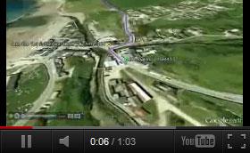 Aberdaron to Ty-Newydd Campsite video