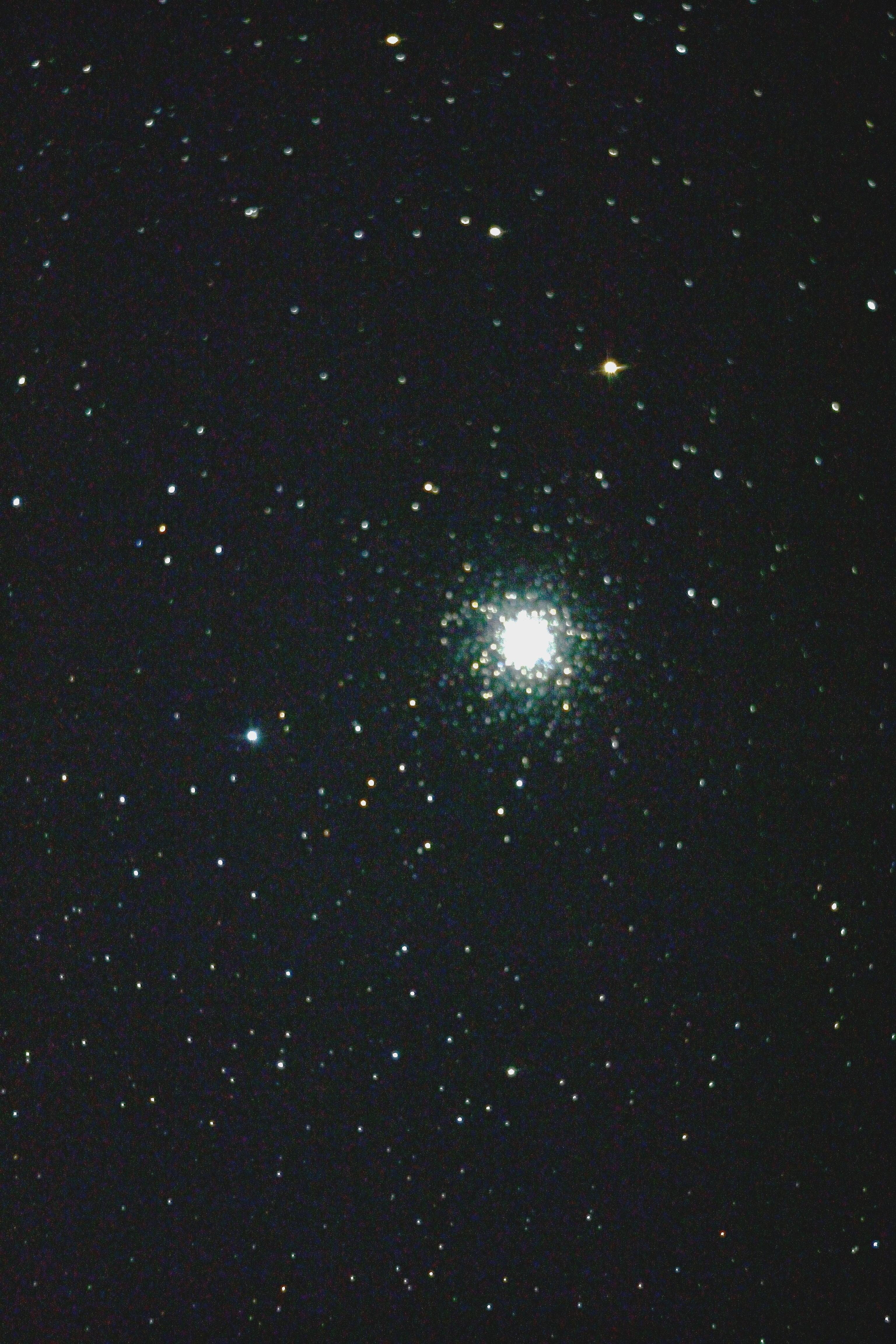 Hercules Globular Cluster
